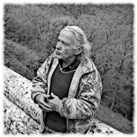 Jacques Camatte, aprile 2016.