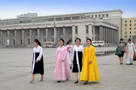 ragazze coreane