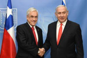 PM-Benjamin-Netanyahu-and-Chilean-President-Sebastian-Pinera