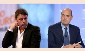 Zingaretti-Renzi